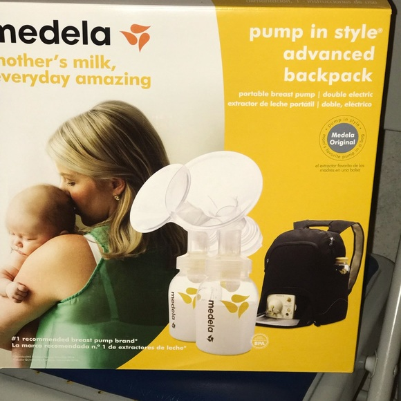 Medela Other Breast Pump Advanced Backpack Poshmark